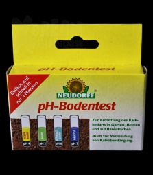 ph-Bodentest | Neudorff | Test-Set