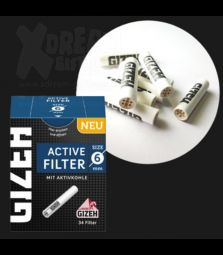 GIZEH ACTIVE FILTER | 34 St. | mit Aktivkohle
