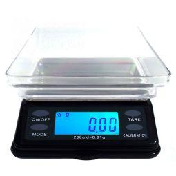 DIPSE | MTW | Mini Tisch Waage |  0,01 - 200 g
