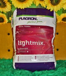 Plagron | Light-mix | 50 Liter | Substrat-Mischung