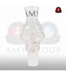 AMY Deluxe | MELASSEFÄNGER | GLAS | 2 ER SKULL