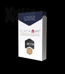 LYNDEN PLAY Coils - Ersatzverdampfer PLAY 0,7 Ω