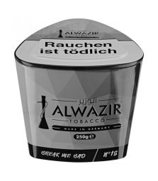Alwazir | BREAK ME BAD | 250G