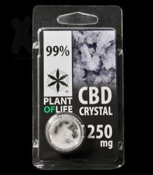 CBD Crystal | 99% | 250 mg