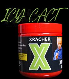 XRACHER Tobacco | ICY CACT | 200g