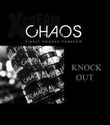 CHAOS Tobacco | KNOCK OUT | 200 g