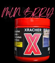 XRACHER Tobacco | MLNBRRY | 200g