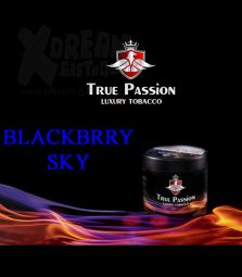 True Passion Tobacco | BLACKBRRY SKY | 200g