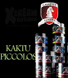 Cavalier Luxury | KAKTUPICCOLOS | 200G