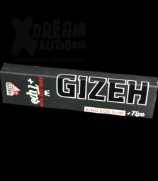 Gizeh Extra Fine Slim | King Size + Filter