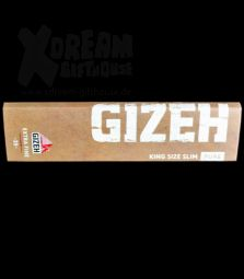 Gizeh Pure King Size Slim | Bio Hanf Longpapers