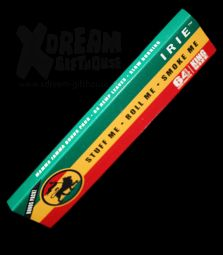 IRIE Rasta Papers | King Size | Extra Leichte Hanfpapers