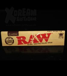 RAW Premium Slim | King Size | ungebleicht