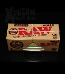 RAW Rolls Classic | ungebleichtes Paper