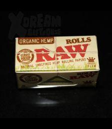 RAW Rolls | Organic Hemp