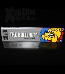 The Bulldog Silver| King Size Slim