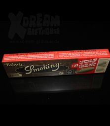 Smoking Brown | King Size + Filter