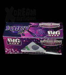Juicy Jay   5 Meter Rolls   Blackberry Brandy