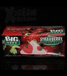 Juicy Jay   5 Meter Rolls   Strawberry