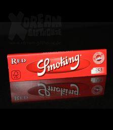 Smoking Red   King Size