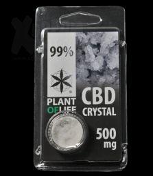 CBD Crystal 99 % | 500mg