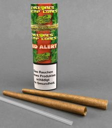Cyclone | Hemp Cones | Red Alert
