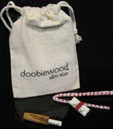 doobiewood® | Spliffadapter | Zebrawood | Slim Size