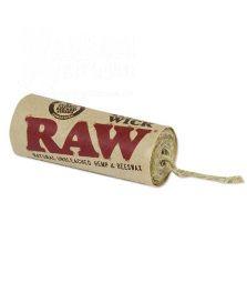 RAW | Hemp Wick Rolls | 600cm
