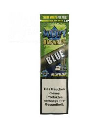 Juicy | Hemp Wreaps Blue | 2er Pack
