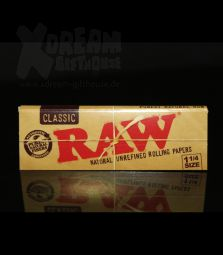 RAW Classic | Queen Size 1 1/4