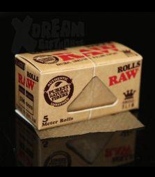 RAW Rolls Classic | King Size Slim | 5m