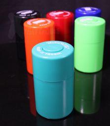 Vakuum Aufbewahrungsdose   6 vers. Farben