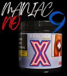 XRACHER Tobacco | MANIAC NO. 9 | 200g