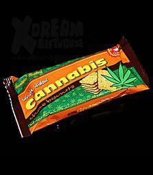Euphoria | Cannabis Biscuits | Chocolate