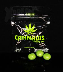 Euphoria | Cannabis Chewing Gum