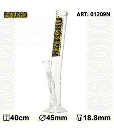 PSYCHO | Glass Bong | H: 40cm
