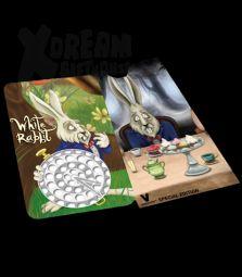 Grindercard   V-Syndicate   White Rabbit