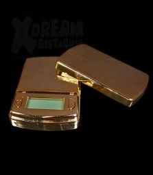 DIPSE   Joshs MR1 Gold the Pusher    0,01 - 100 g