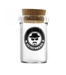 Heisenberg | Glas mit Kork | 135 ml