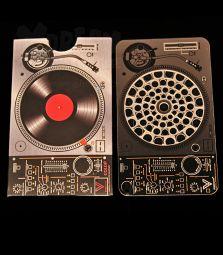 Grindercard | V-Syndicate | Groove