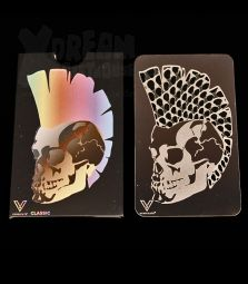 Grindercard | V-Syndicate | Mohawk Skull