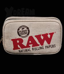 RAW Smell Proof Smokers Pouch/Tabaktasche