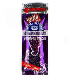 Royal Blunts | Purple Haze | 4 Blunt Wraps