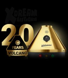 Vaporizer | Volcano Gold | 20 Years Edition