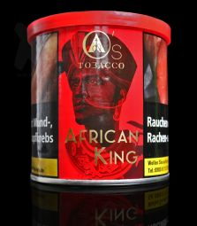 Os Tobacco Red | African King | 200g