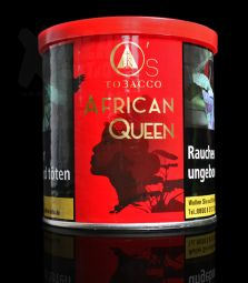 Os Tobacco Red | African Queen | 200g