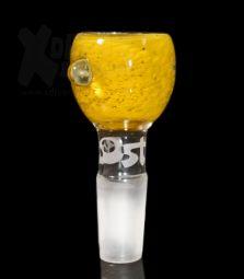 Glaskopf | Boost Steckkopf gelb | 14.4 Schliff