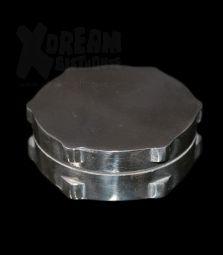 Alumühle Silber | 2 tlg