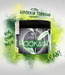 Hookain Tobacco | Green Lean | 200g