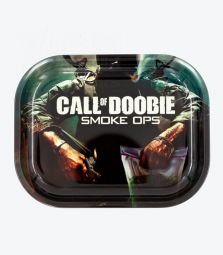 Metall-Drehtablett | V-Syndicate | Call of Doobie